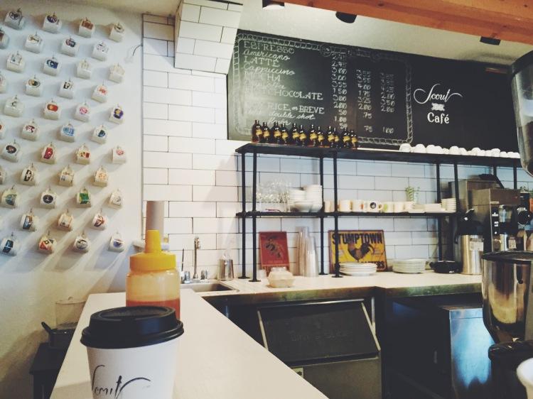 Bremerton coffee shop