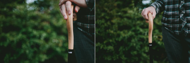 sabi classic wood handle